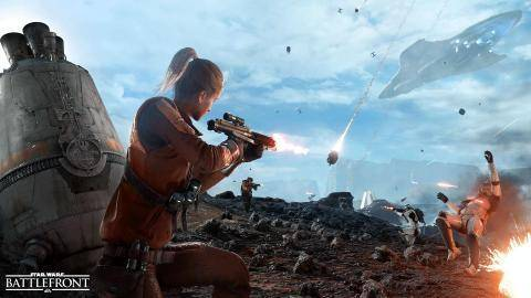 Watch Star Wars Battlefront Ultimate Edition trailer