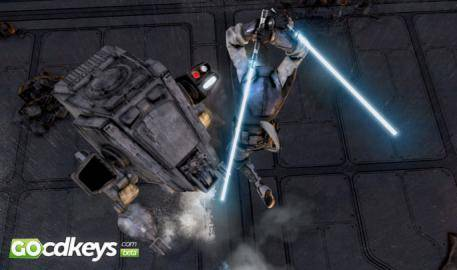 Watch Star Wars: The Force Unleashed 2  trailer
