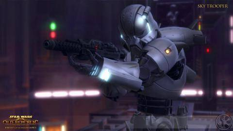 Watch Star Wars The Old Republic Knights of the Fallen Empire  trailer