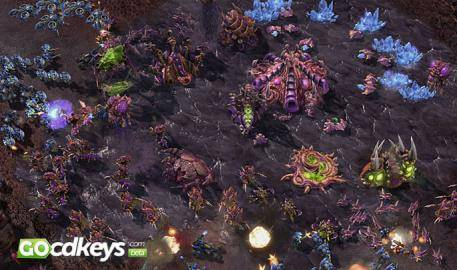 Ver el tráiler de StarCraft 2 Bundle: Wings of Libert + Heart of the Swarm