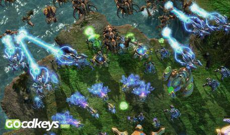 Trailer von Starcraft 2 Legacy of the Void  anschauen