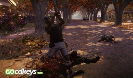 Watch State of Decay  trailer
