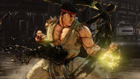 Watch Street Fighter V Deluxe Edition  trailer