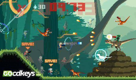 Watch Super Time Force Ultra  trailer