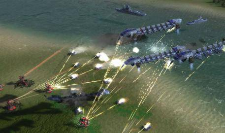 Trailer von Supreme Commander Gold Edition  anschauen