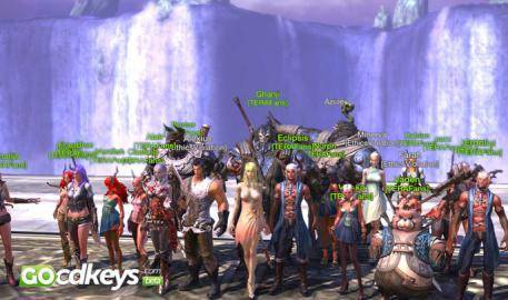 Watch TERA : The Exiled Realm of Arborea  trailer