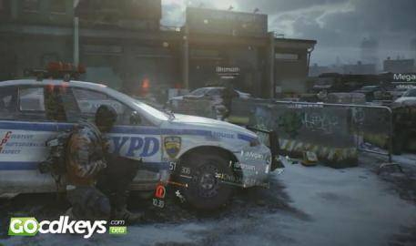 Watch The Division  trailer