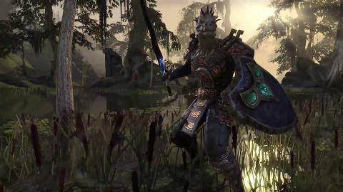 Watch The Elder Scrolls Online Tamriel Unlimited trailer