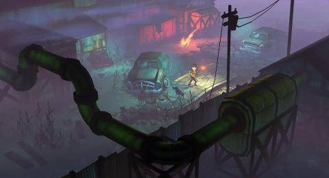Watch The Flame in the Flood  trailer
