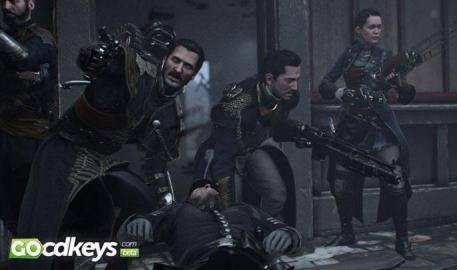 Watch The Order: 1886 Colectors Edition trailer