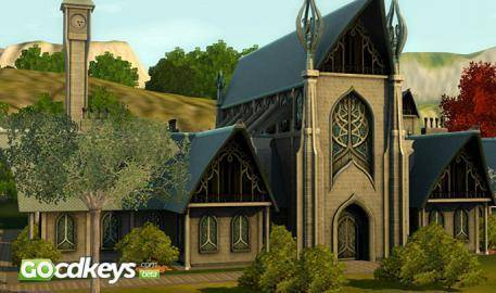 Watch The Sims 3 Dragon Valley  trailer