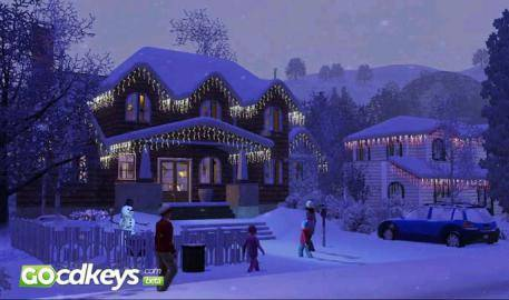 Watch The Sims 3 Seasons  trailer