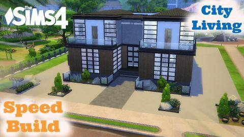 Ver el tráiler de The Sims 4 City Living