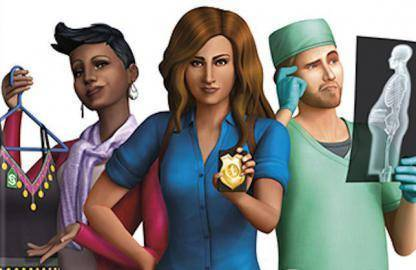 Watch The Sims 4 Get to Work  trailer