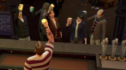 Watch The Sims 4 Get Together  trailer