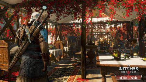 Trailer von The Witcher 3 Wild Hunt Blood and Wine DLC  anschauen