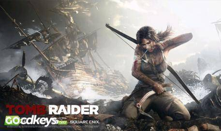 Watch Tomb Raider  trailer