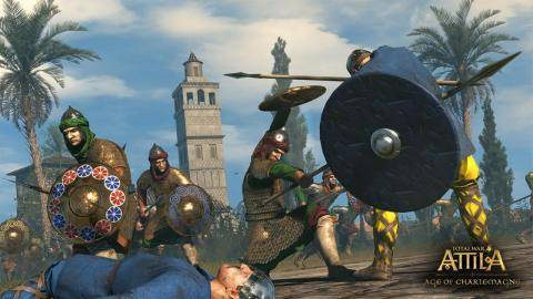 Watch Total War Attila Age of Charlemagne Campaign Pack  trailer