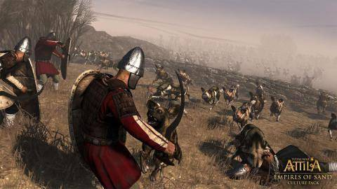 Trailer von Total War Attila Empires of Sand Culture Pack  anschauen