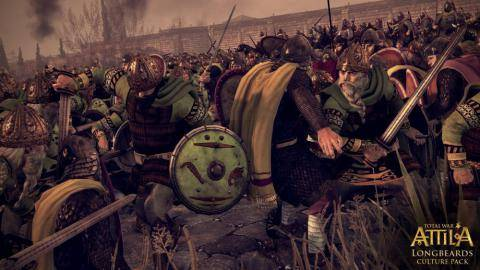 Regarder la bande-annonce de Total War Attila Longbeards Culture Pack DLC