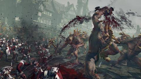 Regarder la bande-annonce de Total War Warhammer Blood for The Blood God