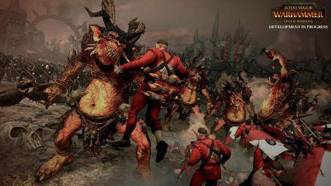 Regarder la bande-annonce de Total War Warhammer + Guerriers du Chaos Race Pack