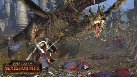 Regarder la bande-annonce de Total War Warhammer Realm of The Wood Elves DLC