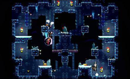 Watch TowerFall Ascension  trailer