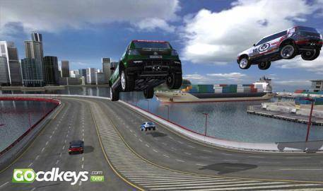Watch Trackmania United Forever  trailer