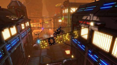 Watch Trials Fusion Fire in the Deep DLC  trailer