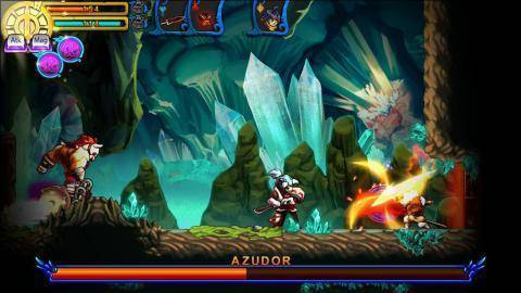 Watch Valdis Story Abyssal City  trailer