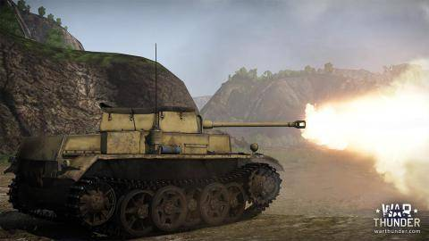 Watch War Thunder Panzer Pack  trailer