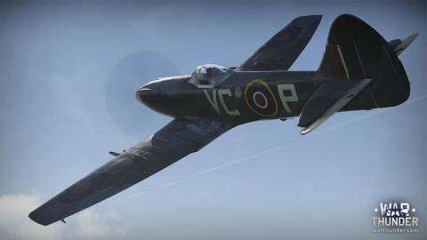 Trailer von War Thunder Spitfire Advanced Pack  anschauen