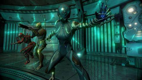 Watch Warframe Firewalker Pack  trailer