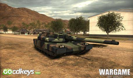 Watch Wargame: Red Dragon  trailer