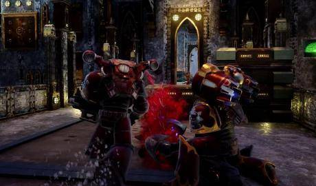 Watch Warhammer 40000 Eternal Crusade trailer