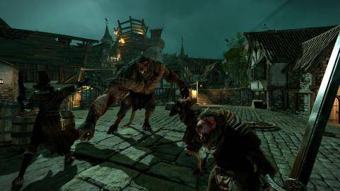 Watch Warhammer End Times Vermintide trailer
