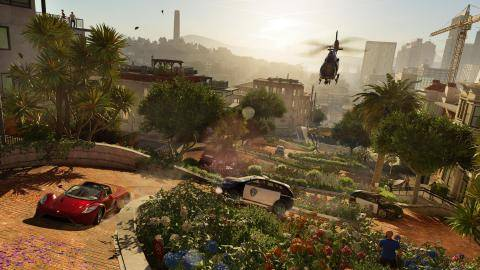 Watch Watch Dogs 2 trailer