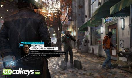 Watch Watch Dogs Deluxe Edition  trailer