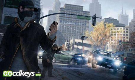 Watch Watch Dogs trailer