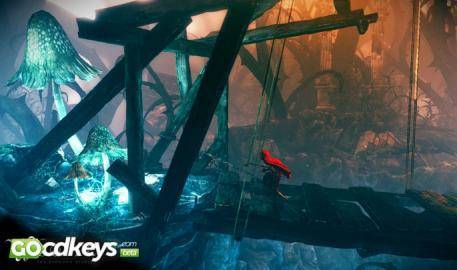 Regarder la bande-annonce de Woolfe: The Redhood Diaries