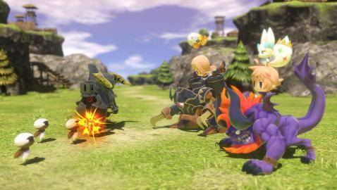 Trailer von World of Final Fantasy anschauen