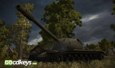 Regarder la bande-annonce de World of Tanks 2500 Gold