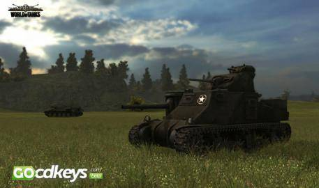 Regarder la bande-annonce de World of Tanks