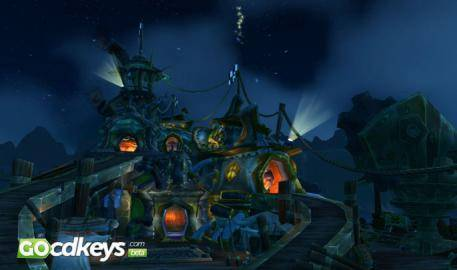 Trailer von World of Warcraft Cataclysm  anschauen