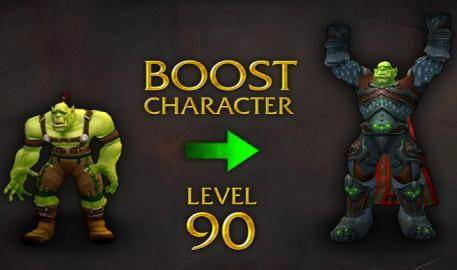 Watch World of Warcraft: Warlords of Draenor + level 90 Boost  trailer