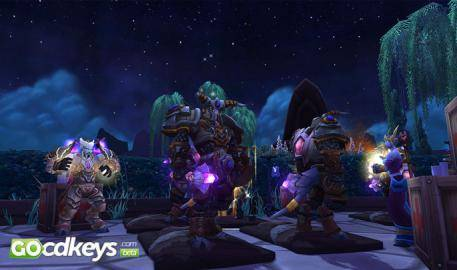 Watch World of Warcraft: Warlords of Draenor US  trailer