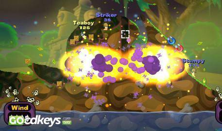 Watch Worms Reloaded  trailer