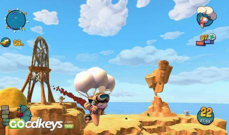 Watch Worms: Ultimate Mayhem  trailer