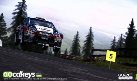 Watch WRC 4 FIA World Rally Championship  trailer